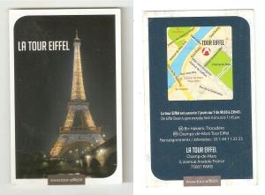 Paris, 2010 La Tour Eiffel, for kicks.