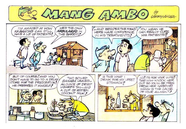 MANG AMBO